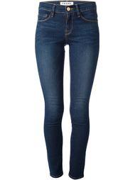 классические узкие джинсы Frame Denim
