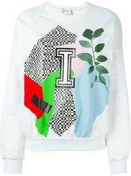multi print sweatshirt Iceberg