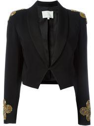 декорированный пиджак-смокинг  Amen