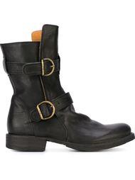 ботинки с пряжками сбоку Fiorentini +  Baker
