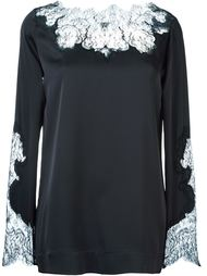 lace detail blouse Ermanno Scervino