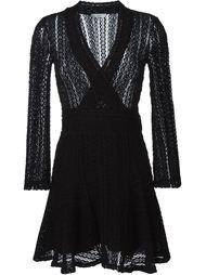 кружевное платье с V-образным вырезом Iro