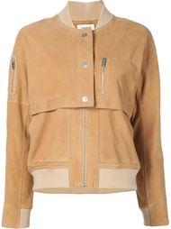 многослойная куртка-бомбер Courrèges
