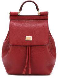 маленький рюкзак 'Sicily' Dolce & Gabbana