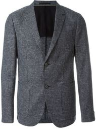 textured single breasted blazer Z Zegna