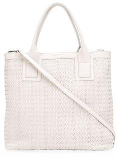 фактурная сумка-тоут Fabiana Filippi