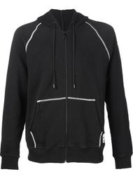 zipped hoodie Marc Jacobs
