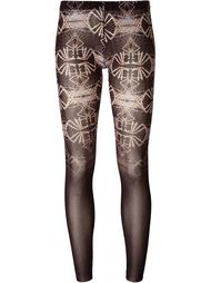 'Juarez' leggings Marcelo Burlon County Of Milan