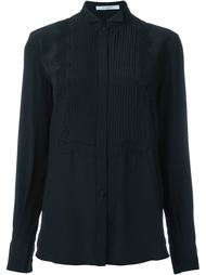 pleated bib shirt Givenchy