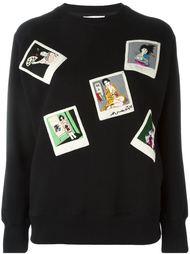 geisha print sweatshirt Olympia Le-Tan