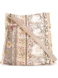 сумка на плечо с цветочным принтом  Etro
