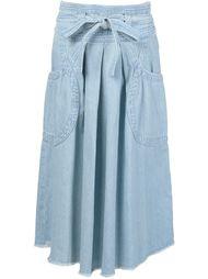 плиссированная юбка 'Dinan' Ulla Johnson