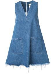 джинсовое платье 'Doris'  Sandy Liang