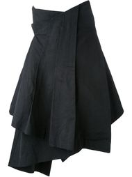 юбка асимметричного кроя  Aganovich