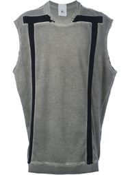 sleeveless sweatshirt Lost & Found Rooms