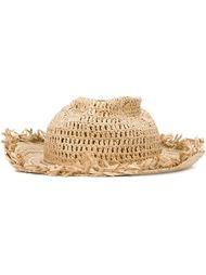 плетеная соломенная шляпа Dsquared2