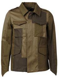 куртка в стиле милитари Anrealage