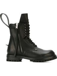 армейские ботинки Rick Owens