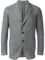 пиджак с застежкой на три пуговицы Gabriele Pasini