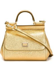 микро сумка через плечо 'Sicily'  Dolce & Gabbana