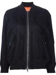 сетчатая куртка-бомбер Alexander Wang