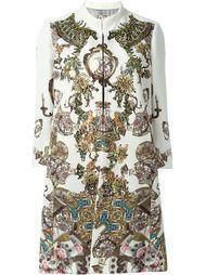 декорированное пальто с пайетками Antonio Marras