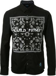 рубашка с принтом  Guild Prime