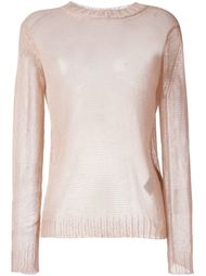 ribbed top Ann Demeulemeester
