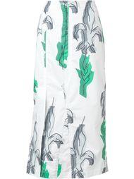 юбка средней длины Julien David