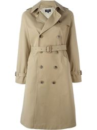 classic trench coat A.P.C.