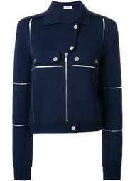 укороченная куртка 'Short zip'  Courrèges
