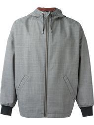 hooded jacket Maison Kitsuné