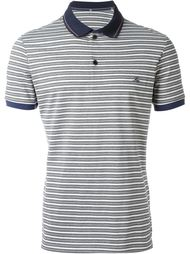 striped polo shirt Fay