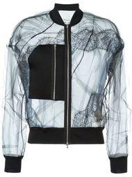 прозрачная куртка-бомбер  3.1 Phillip Lim