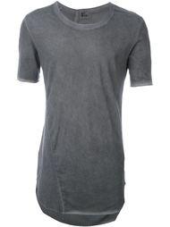 'Swing' trim detail T-shirt Lost & Found Ria Dunn