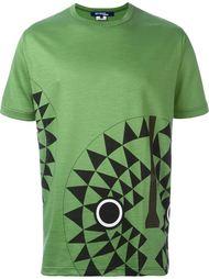 футболка с принтом компаса Junya Watanabe Comme Des Garçons Man