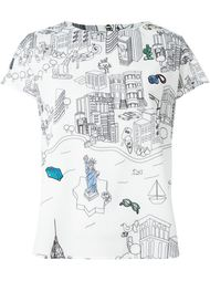 футболка 'Colourbook NY' Mira Mikati