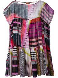 блузка с оборками Missoni