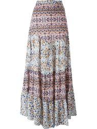Boho Floral print maxi skirt  See By Chloé