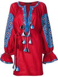 платье-туника с вышивкой Vita Kin