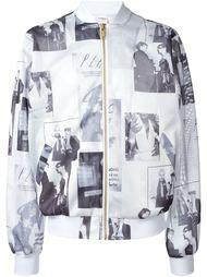 куртка-бомбер  'Patchwork' Joyrich