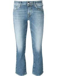 укороченные джинсы 'Jocelyn'  Jacob Cohen