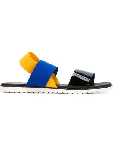 сандалии с ремешками Studio Pollini