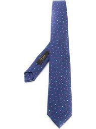галстук с мелким узором в горох Gabriele Pasini