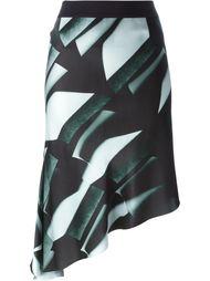asymmetric skirt Ann Demeulemeester