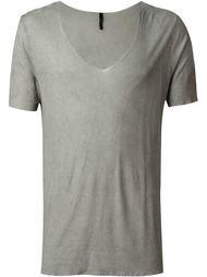 футболка с V-образным вырезом Giorgio Brato