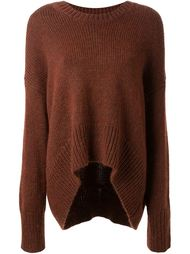 crew neck sweater Scanlan Theodore