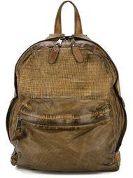 фактурный рюкзак  Giorgio Brato