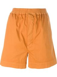 A-line shorts  Rick Owens DRKSHDW