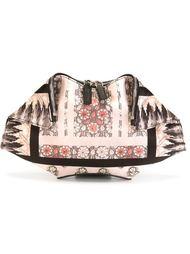 'De Manta' floral clutch Alexander McQueen